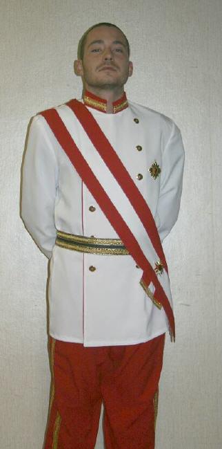 Kaiser Franz Kostüm